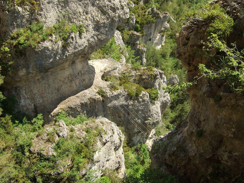 La via ferrata de Liaucous: liaucous043.jpg