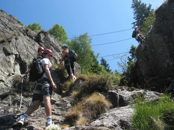 La via ferrata de la Cascade: alpegrandserre11.jpg