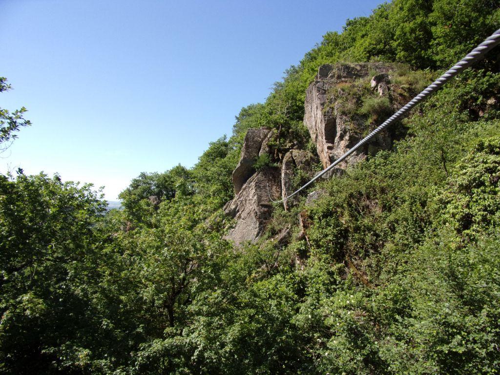 Via ferrata de Malamort - Gorges de Sor: durfortvillage005.jpg