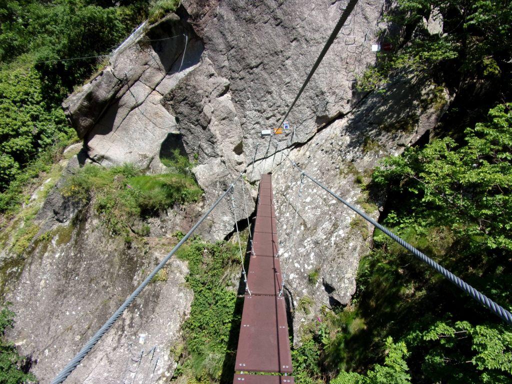 Via ferrata de Malamort - Gorges de Sor: durfortvillage011.jpg