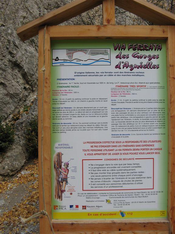 Les Vires des Gorges d'Agnielles: lafaurie001.jpg