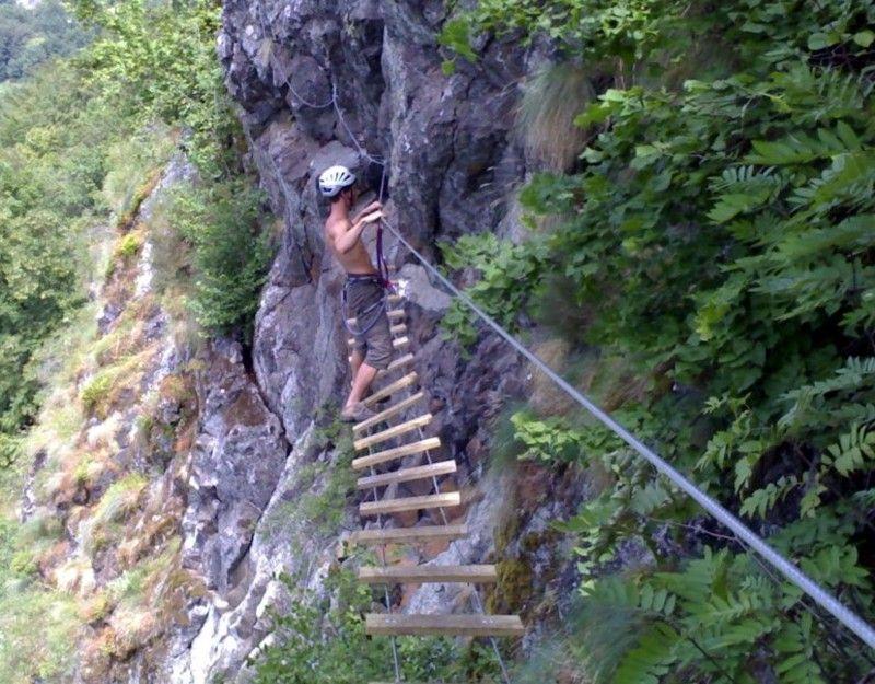 La via ferrata du Lac des Graves: lascelle014.jpg