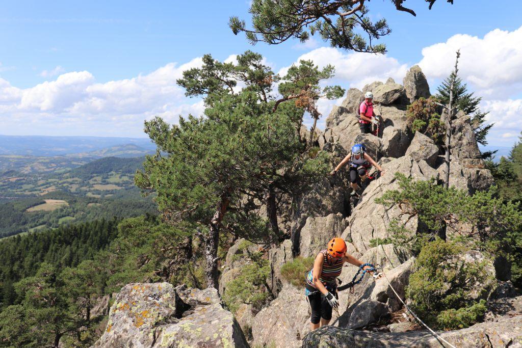 La via ferrata du Puy des Juscles: lepertuis054.jpg