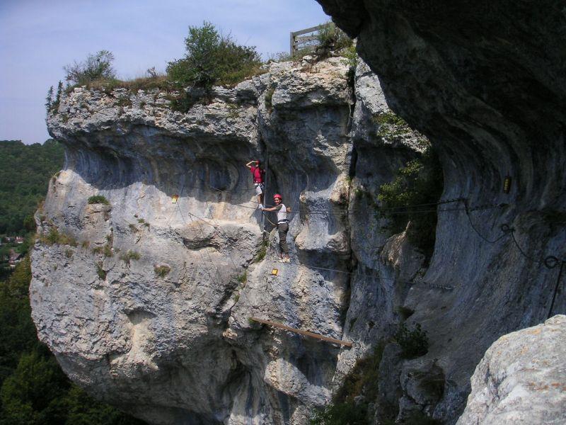 La via ferrata de la Roche du Mont: ornans015.jpg