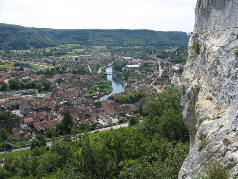 La via ferrata de la Roche du Mont: ornans021.jpg
