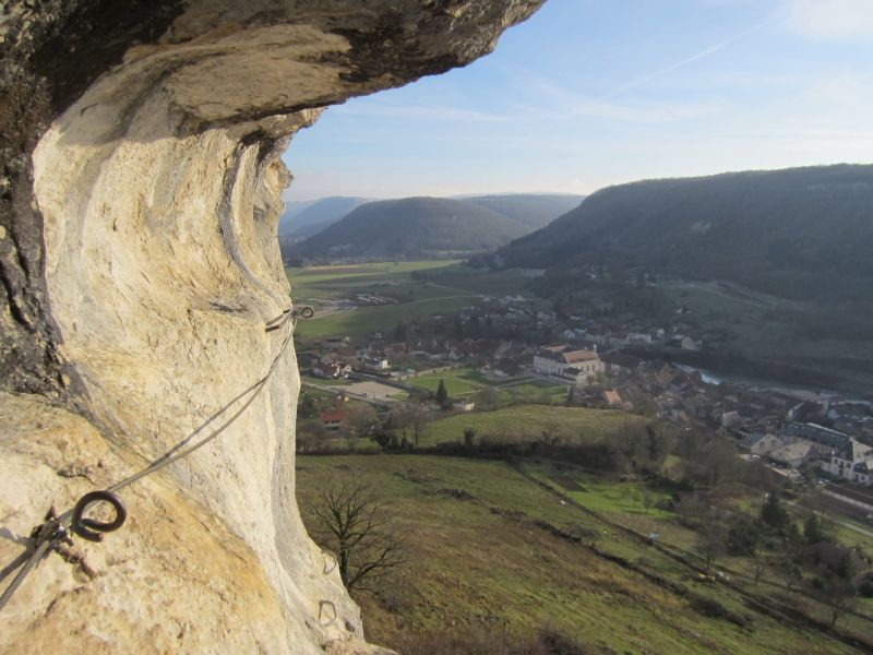 La via ferrata de la Roche du Mont: ornans039.jpg