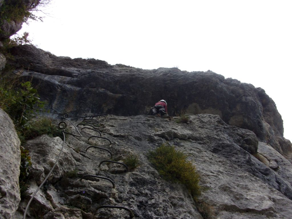 La via ferrata de la Roche du Mont: ornans045.jpg