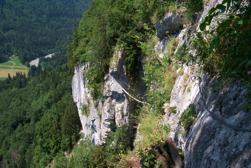 La via ferrata du Mont: sixt08.jpg