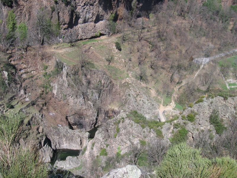 La via ferrata du Pont du Diable: thueyts009.jpg