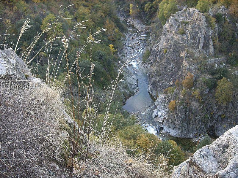 La via ferrata du Pont du Diable: thueyts042.jpg