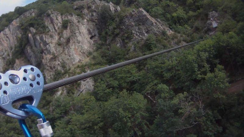 La via ferrata du Pont du Diable: thueyts046.jpg